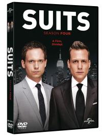 Suits. Disco 1, Disco 2, Disco 3, Disco 4