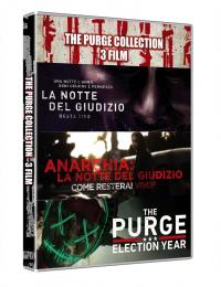 La notte del giudizio [DVD]. Election year