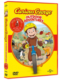 Curioso come George. Avventure all'aperto