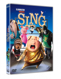 Sing [DVD] / written and directed by Garth Jennings
