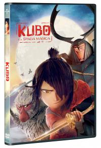 Kubo e la spada magica [DVD]