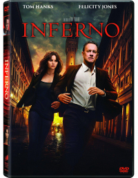 Inferno [DVD] / [con] Tom Hanks, Felicity Jones ; [directed by Ron Howard]