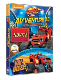 Blaze e le mega macchine. Avventure ad alta velocità