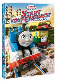 Il trenino Thomas. A tutto vapore!