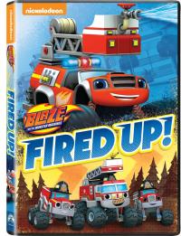 Blaze e le mega macchine. Blaze il pompiere