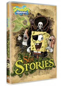 SpongeBob SquarePants [DVD]. Storie di mare