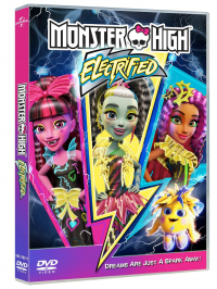 Monster High. Elettrizzante