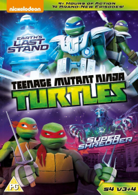 Teenage Mutant Ninja Turtles. Earths last stand