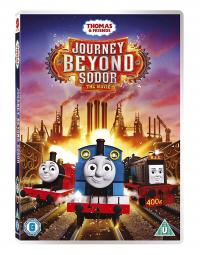 Il trenino Thomas. Viaggio oltre i confini di Sodor