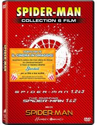 Spider-Man collection 6 film