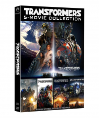 Transformers 5 film collection
