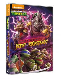 I Racconti delle Teenage Mutant Ninja Turtles. Ricercati: Bebop e Rocksteady