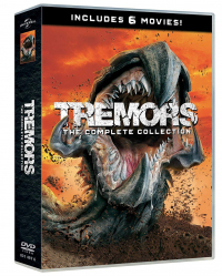 Tremors. A cold day in Hell