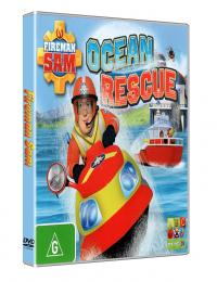 Sam il pompiere. Salvataggio nell'oceano