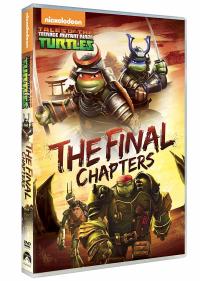 I racconti delle Teenage Mutant Ninja Turtles. Gli ultimi capitoli