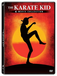 The Karate Kid movies collection