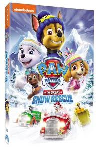 Paw Patrol. I cuccioli sulla neve
