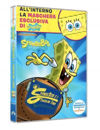 Spongebob - I Pantaloni Tondi (Dvd+Maschera) (Carnevale Collection)