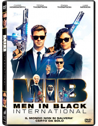 Men in black international [VIDEOREGISTRAZIONE]