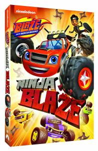 Blaze e le mega macchine. Ninja Blaze