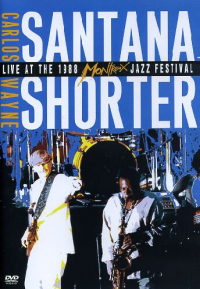 Carlos Santana & Wayne Shorter live at the 1988 Montreaux jazz festival