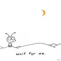 Wait for Me / Moby