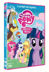 My Little Pony Tales. 6: Il ritorno dell'armonia