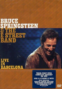 Live in Barcelona [DVD] / Bruce Springsteen & The E Street band. 1