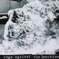 Rage against the machine [Audioregistrazione]