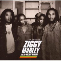 The best of Ziggy Marley and The melody makers