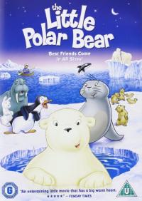 Piuma, il piccolo orsetto polare [DVD]