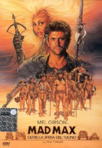 Mad Max [DVD] : oltre la sfera del tuono / directed by George Miller e George Ogilvie ; written by Terry Hayes and George Miller ; music by Maurice Jarre