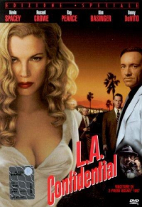 L. A. confidential [DVD] / directed by Curtis Hanson ; music by Jerry Goldsmith ;  based on the novel by James Ellroy ; screenplay by Curtis Hanson & Brian Helgeland