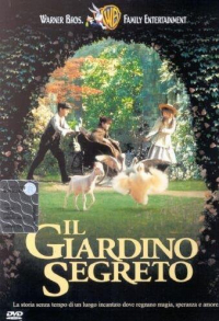 Il giardino segreto [DVD] / directed by Agnieszka Holland ; [con] Kate Maberly, Heydon Prowse, Andrew Knott ... [et al.] ; casting by Karen Lindsay-Stewart ; music by Zbigniew Preisner ; costume designer Marit Allen ; editor Isabelle Lorente ; executive producer Francis Ford Coppola ; based on the book by Frances Hodgson Burnett ; screenplay by Caroline Thompson