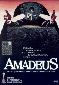 Amadeus / directed by Milos Forman ; screenplay and original stage play by Peter Shaffer ;  music conducted and supervised by Neville Marriner