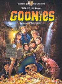I goonies [DVD] / un film di Richard Donner ; story by Steven Spielberg ; screenplay by Chris Columbus ; music by Dave Grusin