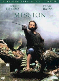 Mission [DVD] / directed by Roland Joffe ; music by Ennio Morricone ; written by Robert Bolt. 2