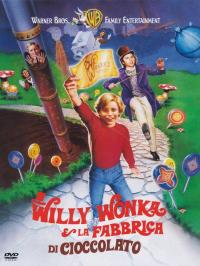 Willy Wonka e la fabbrica di cioccolato [DVD]