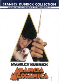 Arancia meccanica [Videoregistrazione] / regia di Stanley Kubrick ; soggetto e sceneggiatura di Stanley Kubrick ; musiche di Ludwing Van Beethoven, Gioacchino Rossini, Walter Carlos