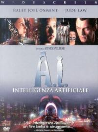 A.I. intelligenza artificiale [Risorsa elettronica]