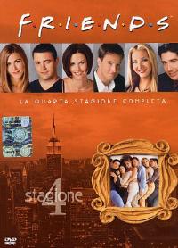 Friends [DVD]. 4, La quarta stagione completa