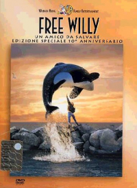 Free Willy [DVD]