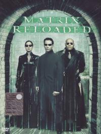 Matrix reloaded [Videoregistrazione] / regia di Andy e Larry Wachowsky ; soggetto e sceneggiatura di Andy e Larry Wachowski ; musiche di Don Davis