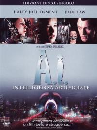 A.I., intelligenza artificiale [VIDEOREGISTRAZIONE]
