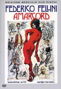 Amarcord [DVD] / directed by Federico Fellini ; screenplay and story by Federico Fellini and Tonino Guerra ; music by Nino Rota. 1