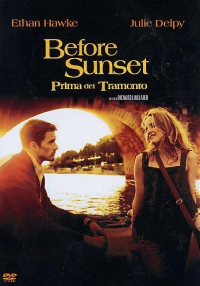 Before sunset [Videoregistrazione] = Prima del tramonto / directed by Richard Linklater ; screenplay by Richard Linklater, Ethan Hawke and Julie Delpy