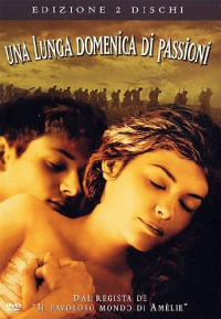 Una lunga domenica di passioni [DVD] / a film by Jean-Pierre Jeunet ; [with] Audrey Tautou ... [et al.] ; music by Angelo Badalamenti ; story and adaptation Jean-Pierre Jeunet and Guillaume Laurant ; from the novel by Sebastien Japrisot