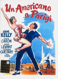 Un americano a Parigi [DVD] / directed by Vincente Minnelli ; story and screenplay by Alan Jay Lerner