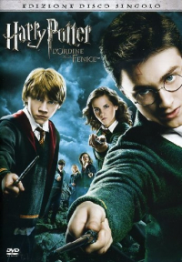Harry Potter e l'ordine della fenice [DVD] / [starring] Daniel Radcliffe, Rupert Grint, Emma Watson ... [et al.] ; director of photography Slawomir Idziak ; screenplay by Michael Goldenberg ; based on the novel by J. K. Rowling ; directed by David Yates