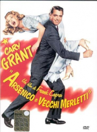 Arsenico e vecchi merletti [DVD] / un film di Frank Capra ; screenplay by Julius J. and Philip G. Epstein ; from the stage play by Joseph Kesselring ; music by Max Steiner